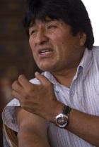 Morales se enfrenta nuevamente a García. Foto diario El Mundo (España)